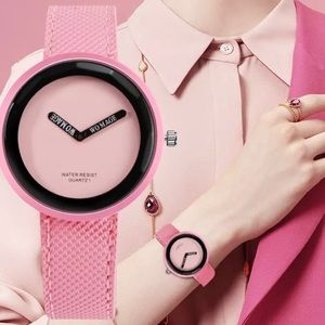 Accessories - Gorgeous pink sports watch